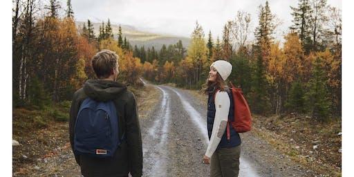 Fall Forest Walk