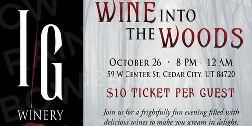 Wine Into The Woods