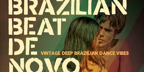 Brazilian Beat De Novo tickets