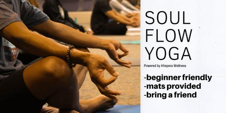 Soul Flow Yoga tickets