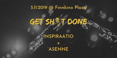 Get Sh*t Done -seminaari
