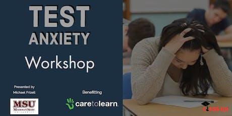 Test Anxiety Management Workshop tickets