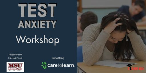Test Anxiety Management Workshop