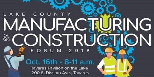 Lake County Manufacturing & Construction Forum