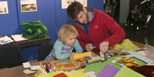 Shapes and Skylines: Little London Under 5s Mornings