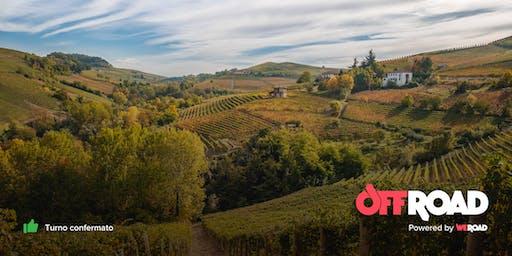 OffRoad: Monferrato, trekking tra i borghi storici e Infernot