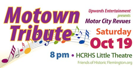 Motown Tribute with the Motor City Revues tickets