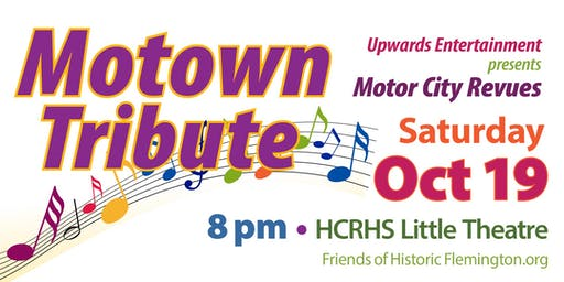 Motown Tribute with the Motor City Revues