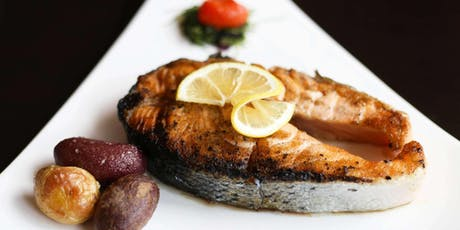 Mediterranean Seafood Specialities - Cooking Class by Cozymeal™ tickets