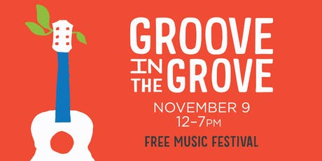 Groove in the Grove tickets
