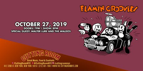 Flamin' Groovies With Special Guest Walter Lure and The Waldos tickets