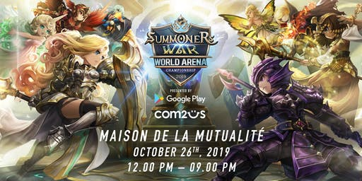 Summoners War World Arena Championship 2019 -                  World Finals