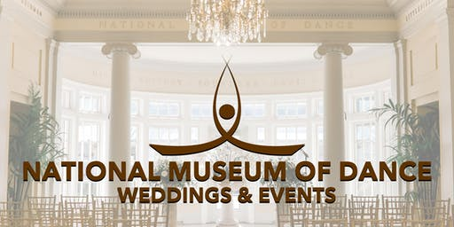 2019 NATIONAL MUSEUM OF DANCE BRIDAL EXPO