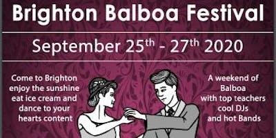Brighton Balboa  Festival 2020