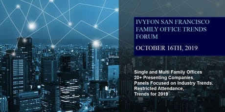 The Ivy Family Office Network (IVYFON) - Full-Day Seminar on October 16th tickets