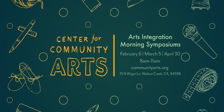 Community Arts - Arts Integration Mornings (Session 1) tickets