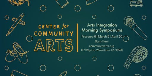 Community Arts - Arts Integration Mornings (Session 1)