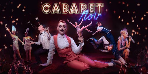 Party like Gatsby London: Cabaret Noir