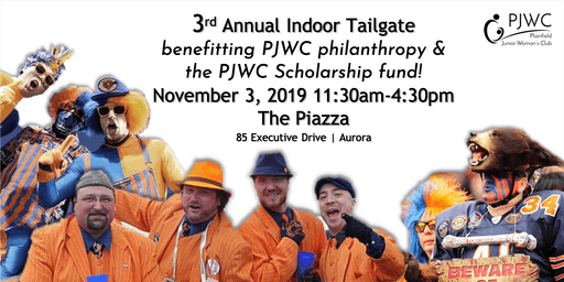 PJWC 3rd Annual Indoor Tailgate