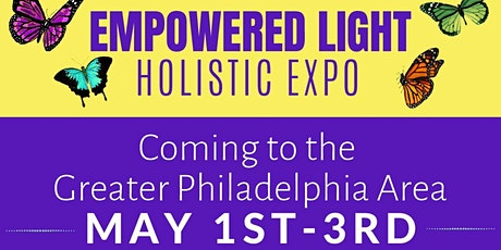 Empowered Light Holistic Expo May 2020 tickets