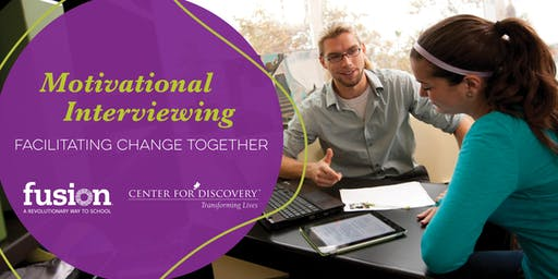 Motivational Interviewing: Facilitating Change Together