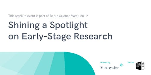 Shining a Spotlight on Early-Stage Research