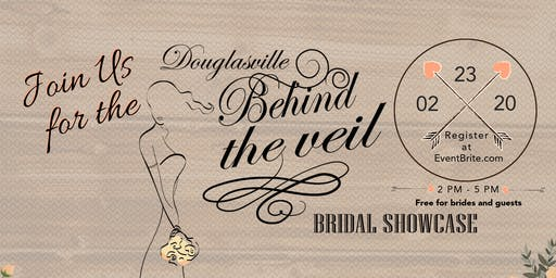 2020 Behind the Veil Bridal Showcase