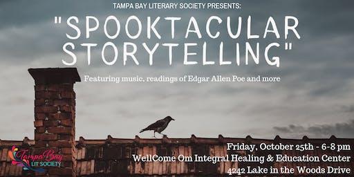 Tampa Bay Literary Society's Spooktacular Storytelling