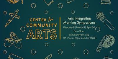 Community Arts - Arts Integration Mornings (Session 3)