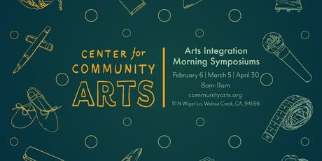 Community Arts - Arts Integration Mornings (Session 3) tickets