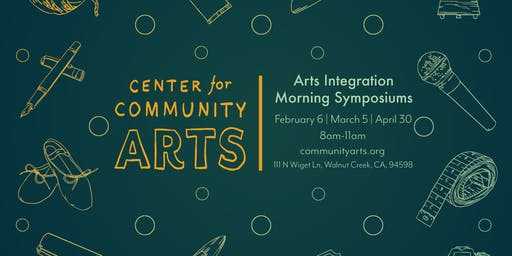 Community Arts - Arts Integration Mornings (Session 3)
