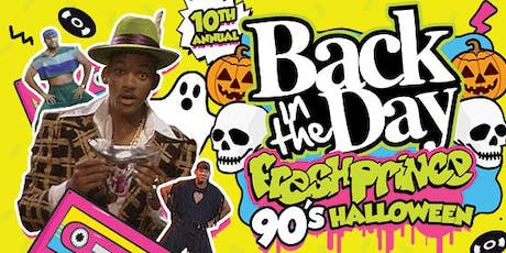 Fresh Prince 90's Halloween w/ Skratch Bastid tickets