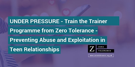 Under Pressure Training for Trainers - Edinburgh tickets