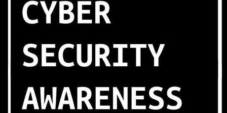 BIC Cybersecurity Awareness Month Happy Hour tickets