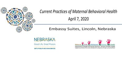 Current Practices of Maternal Behavioral Health - 2020