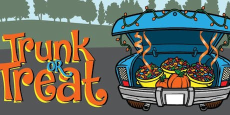 TRUNK -OR- TREAT tickets