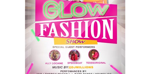 Glow Fashion Show