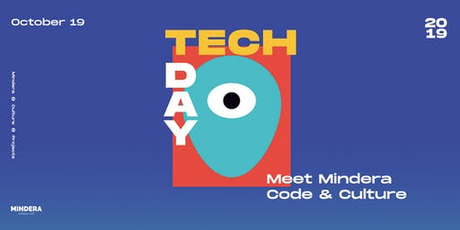 MINDERA | TECH DAY