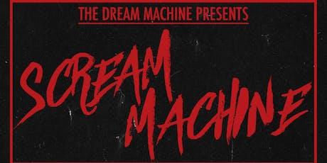 The Scream Machine: 80's Rewind tickets