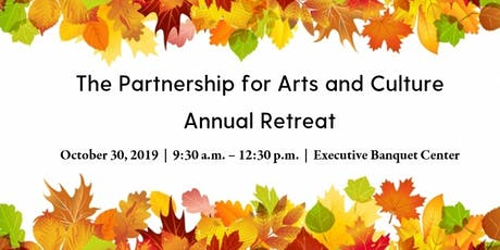 2019 PAC Retreat tickets