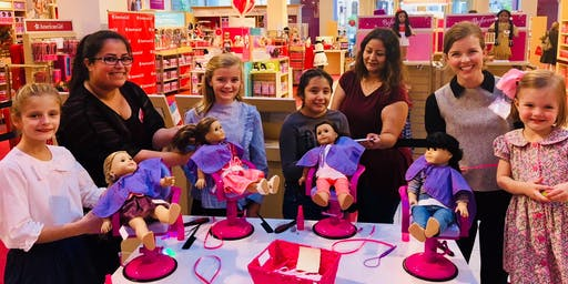 Sundaes on Sunday at American Girl