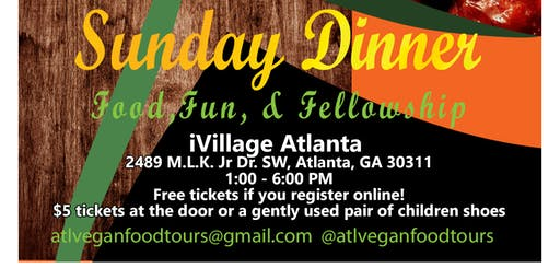 Sunday Dinner: A Community Event