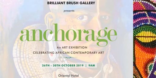 ANCHORAGE ART EXHIBITION - ORIENTAL HOTEL LAGOS