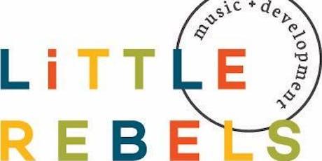 Pre-Winter Registration - Little Rebels X Sapling Child (Thurs:7-13 months) tickets