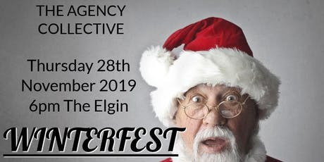 WINTERFEST - The Agency Collective Festive Party! tickets