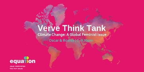 Verve Think Tank tickets