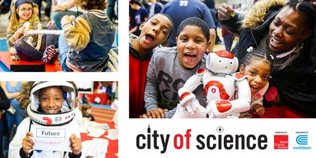 CITY OF SCIENCE 2019: Brooklyn tickets