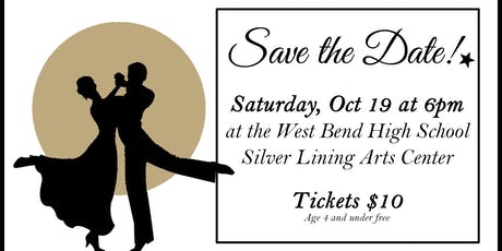 West Bend East High School's Dance Team presents Dancing with our Stars tickets
