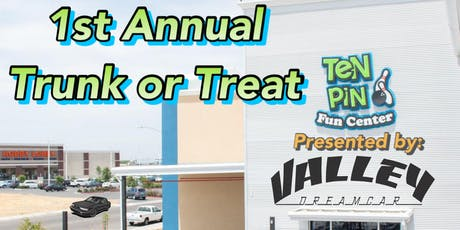 Ten Pin Fun Center Trunk or Treat tickets