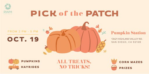 Pick of the Patch | Free Pumpkins, Hayrides, and Corn Mazes